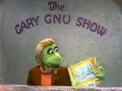 A picture of the character Gary Gnu